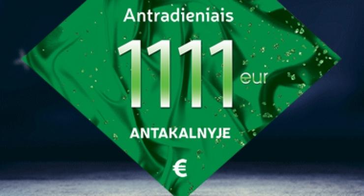 Win 1111 €