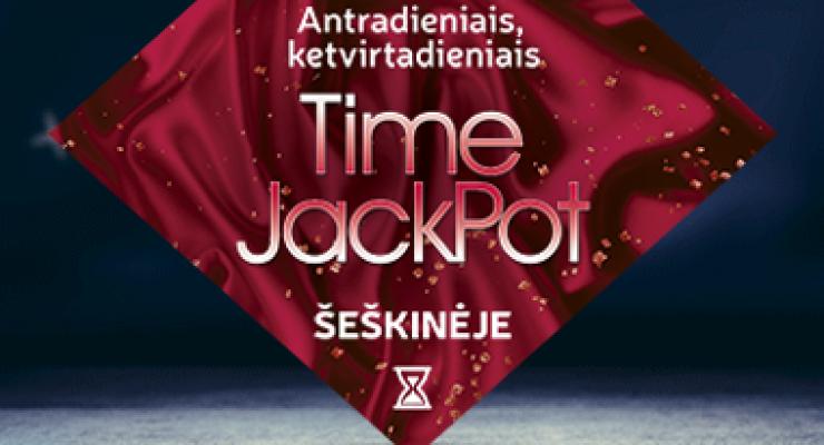 Time Jackpot