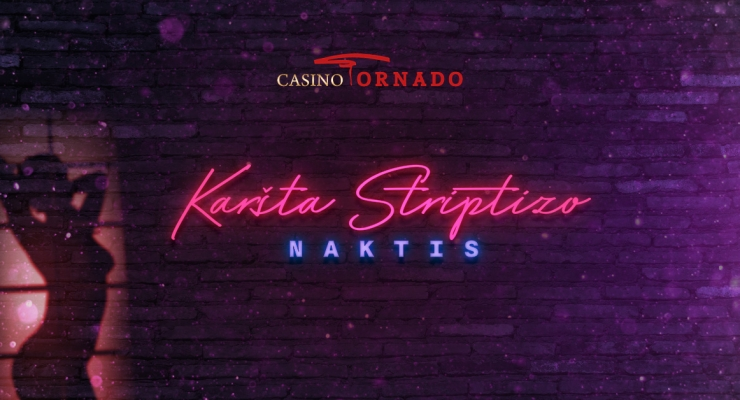 "Hot Striptease Night ""Casino Tornado"""